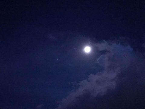 10月スタート&お月見